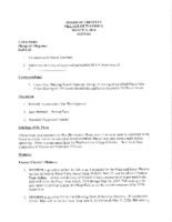Village Board Agenda: March 5, 2018