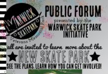 New Skatepark Meeting