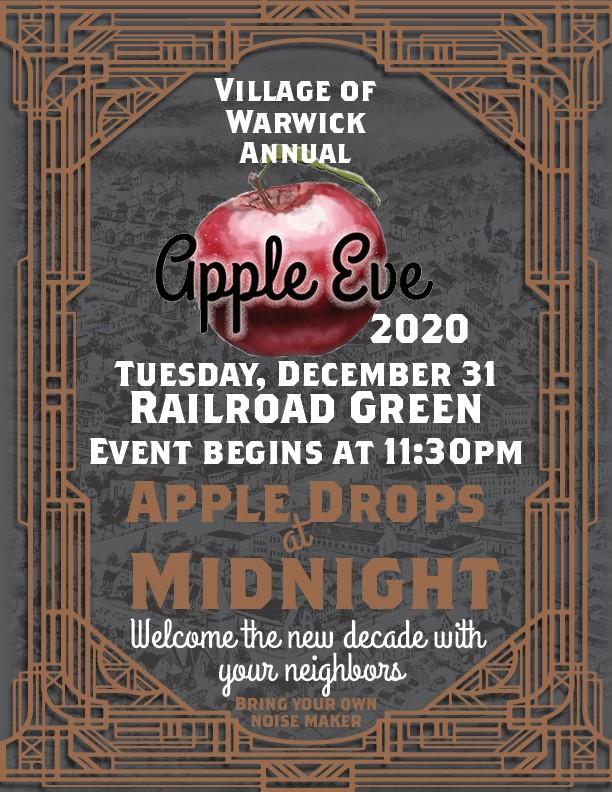 Warwick Annual Apple Eve